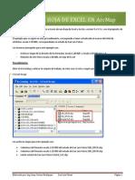 Enlazar Hoja de Excel en Arcgis