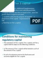Tier 3 Capital