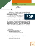 Teknik Fungsi Sebaran & Teknik Transformasi Satu Peubah