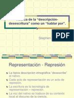 Tyler Stephen - La etnografía posmoderna_de documento de lo oculto a documento oculto en Carlos Reynoso