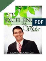 01.A excelência da vida - Leonardo Araújo