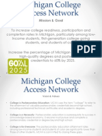 Michigan College Access Network