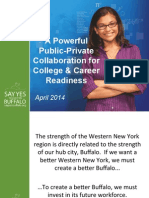 A Powerful Public-Private Collaboration for College & Career Readiness