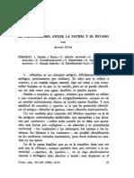 d'Ors%Nacionalismo, Patria y Estado v 341 342 P 25 33