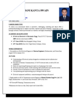 60507710 58678033 Electrical Engineer Resume