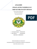 Audit Standar Pelayanan Kebidanan