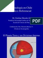 Sismología en Chile Marco de Referencia