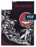 Ral Partha Chaos Wars
