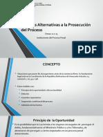 Medidas Alternativas a La Prosecusion Del Proceso Lirio Falcon