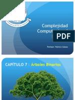 08 - CC - Arboles Binarios