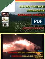 Sistem Proteksi Kebakaran Berbasis Kinerja