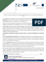 Estatísticas do Comércio Internacional