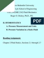 IIAandB Hydrostatics 2014