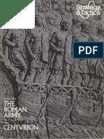 Strategy & Tactics 025 - Roman Army; Centurion; EastFront Analaysis