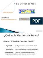 Intro Gestion Redes