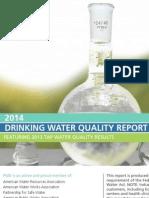 2014 Philadelphia Drinking Water Quality Report