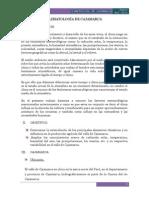CLIMATOLOGÍA DE CAJAMARCA