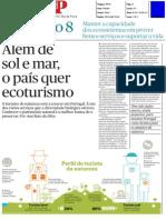 Jornal Público-Além de sol e mar, o país quer ecoturismo