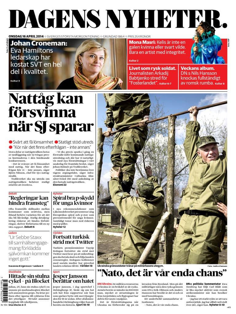 Dagens Nyheter DN 2014-04-16 973f5023df756