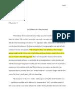 paper 1 portfolio revision