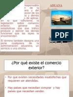 Importacion y Exportacion en El Peru