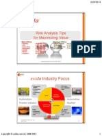 Risk Analysis Tips for Maximizing Value