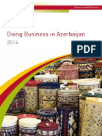 Guide to Doing Business Azerbaijan