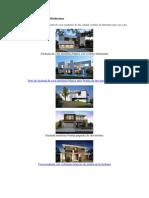 Fachadas de Casas Modernas.docx