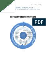 instructivo microproyecto 1sem2014 final