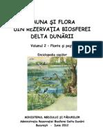 Enciclopedie Copii Fauna Si Flora Din Delta Dunarii Vol 2