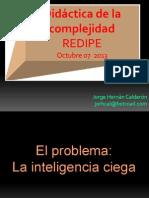 Didáctica de la complejidad J Hernan Calderón