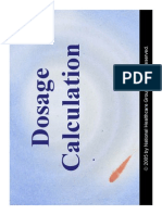 Microsoft PowerPoint - Drug Calculation (1)