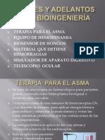 28876812 Avances y Adelantos en La Bioingenieria