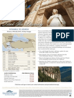 PRO40538 Black Sea Discovery Flyer_GBP_Editable Travel Agent
