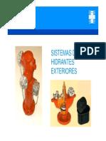 PPI0708021 Sistemas de Hidrantes Exteriores PPT