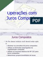 AULAS MATEMÁTICA FINANCEIRA 3 - JUROS COMPOSTOS[1]