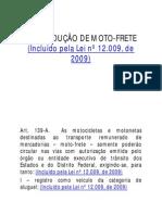 Leandromacedo Legislacaodetransito Completo 143 Motofrete e Mototaxi Atualizado