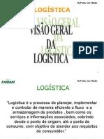 VisãoGeralDaLogistica