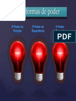 Três formas de poder