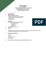 April 14, 2014 Auburn City Council Meeting Packet