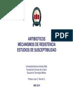 Antibioticos y Resistencia 2014 [Modo de Compatibilidad]