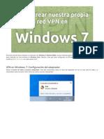 Crear VPN