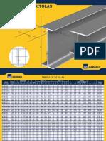 Catalogo de Productos - Perfiles Estructurales