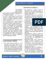 programma 2009-2014 lista Bonacina Delebio