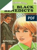 The Black Benedicts - Anita Charles