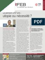 Infor FEB 36, 30 octobre 2009