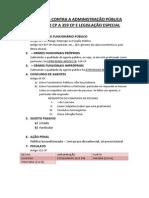 Direito Penal IV - 2º Bimestre