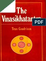 79620161 VinaShikha Tantra Trans by Tenn Goudriaan