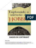 Explorando o Universo Do Hobbit - Corey Olsen
