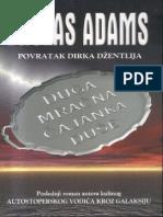 Daglas Adams~Duga mračna čajanka duše